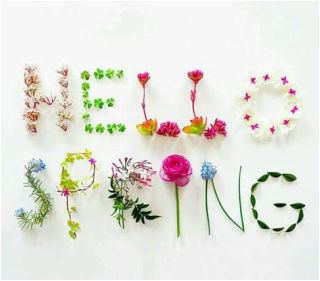 Happy spring day snu footprints - Happy spring day image quotes ...